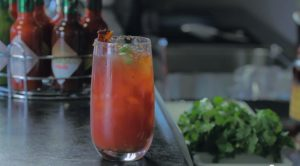 BOURBON BACON CAESAR